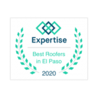 Expertise Best Roofers in El Paso Badge